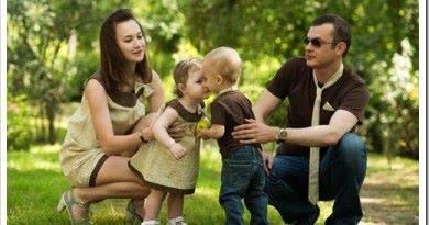 Совместные фотосессии с детьми