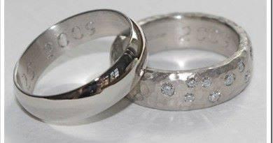 Как носят обручальные кольца на территории России?