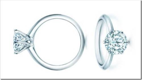 Кольцо Tiffany Setting