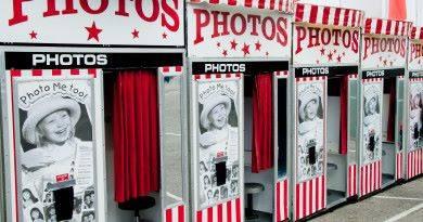 Сколько стоит фотобудка