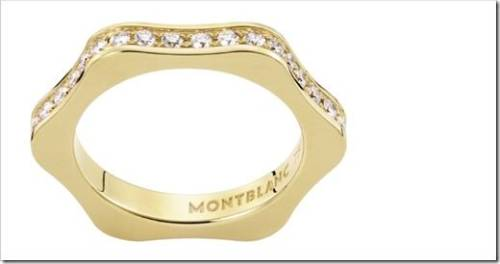 Кольцо Montblanc 4810 Ring