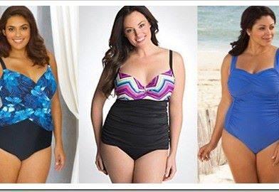 Какой купальник выбрать, чтобы скрыть живот?