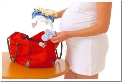 Что необходимо в роддоме для матери и ребёнка?