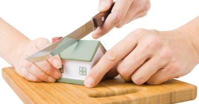как делить имущество при разводе