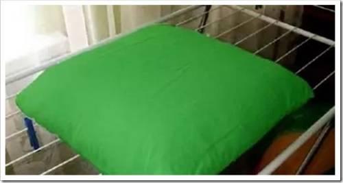 Как высушить подушку?