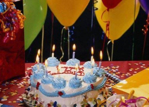 Сценарий дня рождения 30 лет в домашних условиях