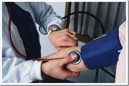 Список врачей, которых необходимо посетить