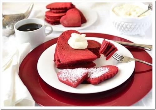 Что приготовить на День святого Валентина