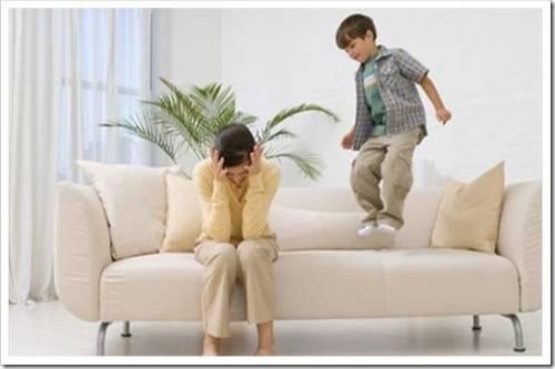 Гиперактивность у детей: симптомы