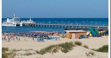 Отдых на пляже: релакс и восстановление