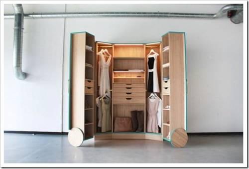 Какие требования выдвигаются к гардеробу?