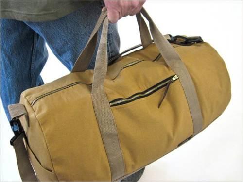 Пошить своими руками сумку мужскую 18