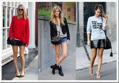 С чем носить свитшот женский?