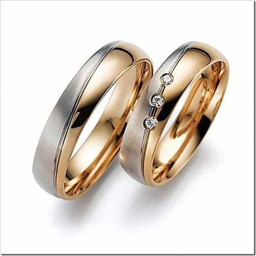 Как носят обручальные кольца в мире?