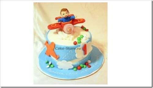 Необычные торты на годик от Cake-Store.ru