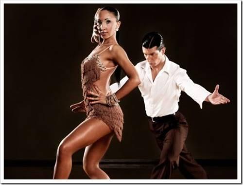 латиноамериканский танец