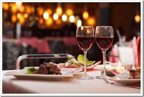 Рекомендации в отношении выбора ресторана