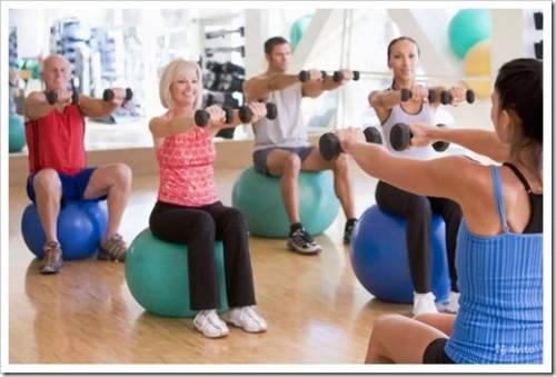 Восстановление суставов и растяжение мышцы