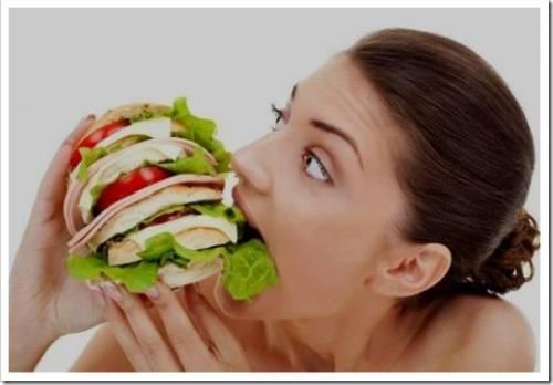 Как справиться с чувством голода