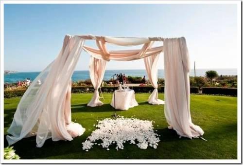 Загородный клуб, как идеальное место для проведения свадьбы