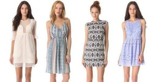 платья для невыскох девушек
