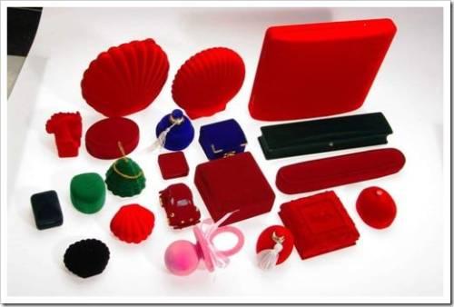 Упаковки для ювелирных изделий