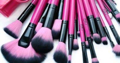 Какие кисти нужны для макияжа