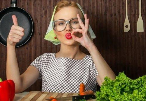 Советы хозяйкам на кухне