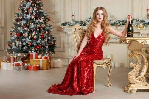 Каким должно быть платье на Новый Год