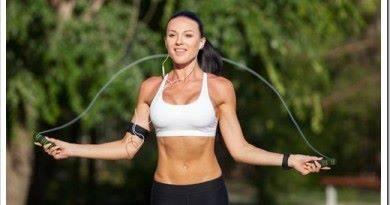 Как осуществлять тренировки на скакалке?