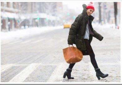 Как правильно выбрать верхнюю одежду, чтобы не мерзнуть зимой.
