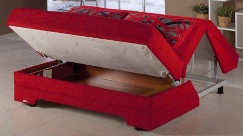 Как разобрать диван-аккордеон