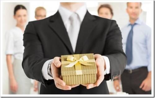 Оригинальные и практичные бизнес-подарки