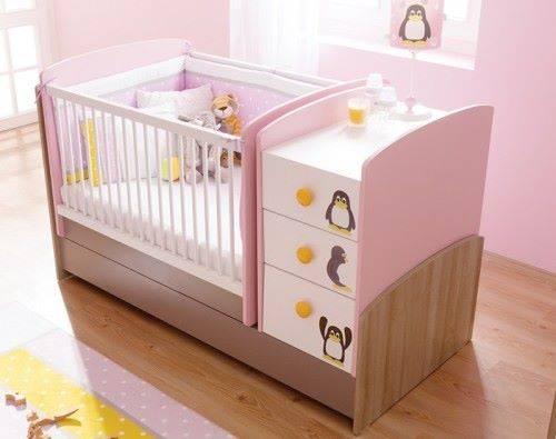 Виды детских кроваток