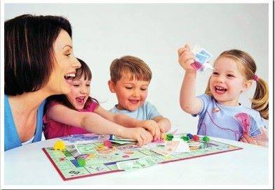 Какие бывают настольные игры для детей?