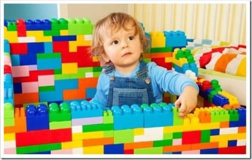 Конструктор – это универсальная игрушка!