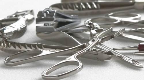 Как обрабатывать маникюрные инструменты