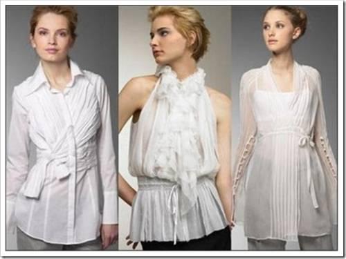 Важность корректного ухода за блузками