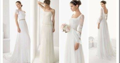 Какие свадебные платья в моде?