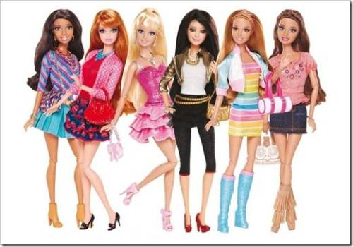 Особенно популярные версии Барби