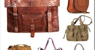 Виды сумок, которые уже успели стать классическими