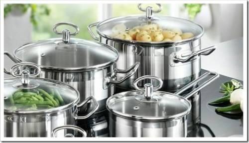 Недостатки чугунной и стальной посуды