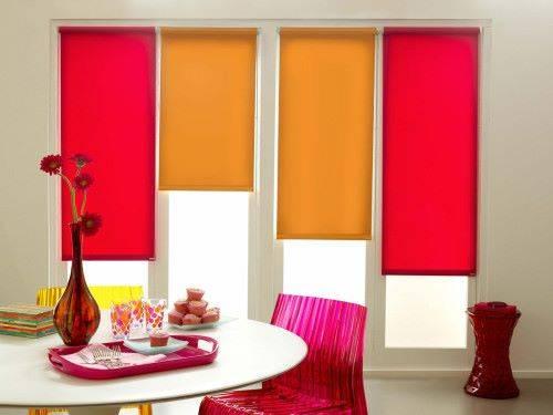 Что лучше: шторы или рулонные шторы