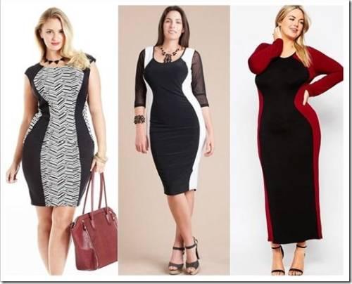 Важные советы при выборе одежды для полных