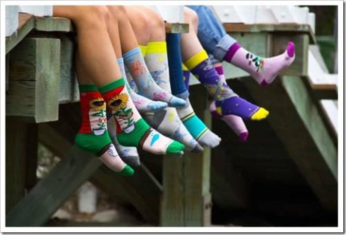 Как определить размер носков