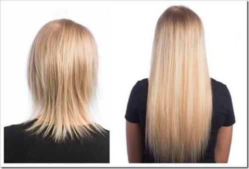 Наращивание волос в СПб