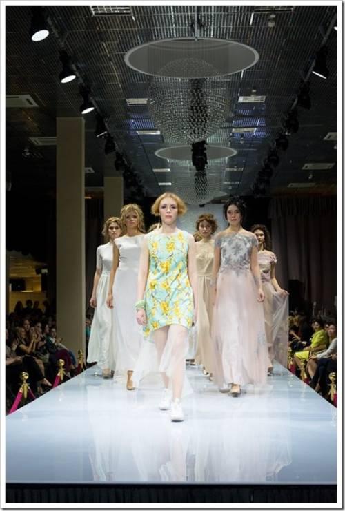 Мода от российский дизайнеров