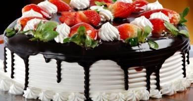 Какой торт можно заказать на день рожденья