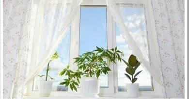Восстановление белизны тюля в домашних условиях