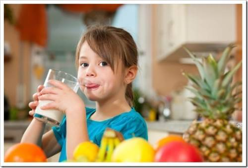 Прививки и корректное питание матери